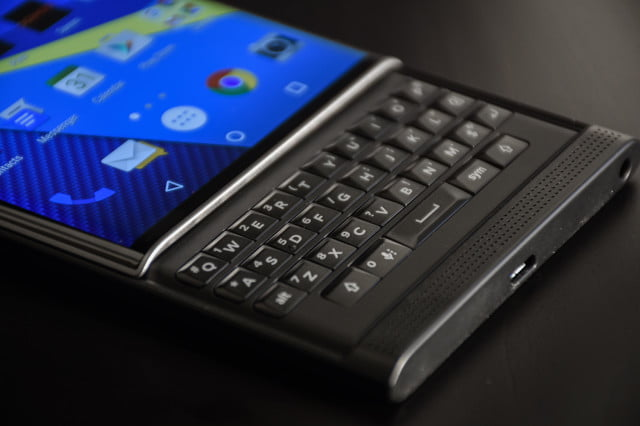 blackberry android phone news priv review keyboard