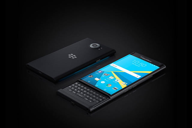 blackberry only has eyes for android in  says ceo john chen priv update ces