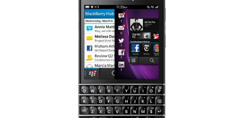 blackberry q  review press iamge