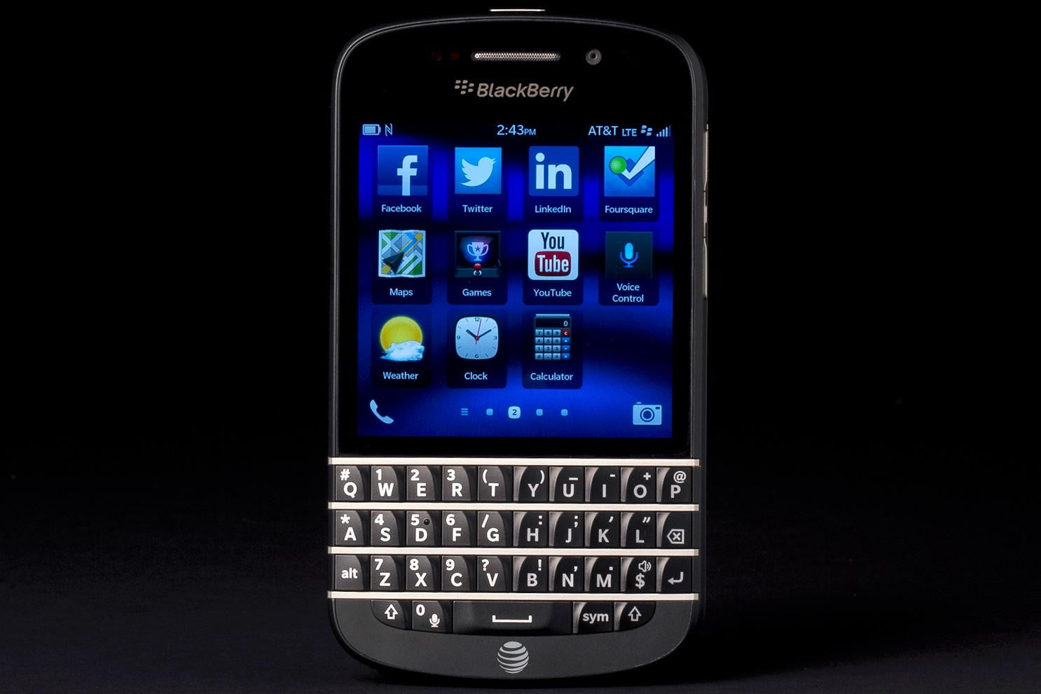 blackberry q10 review digital trends