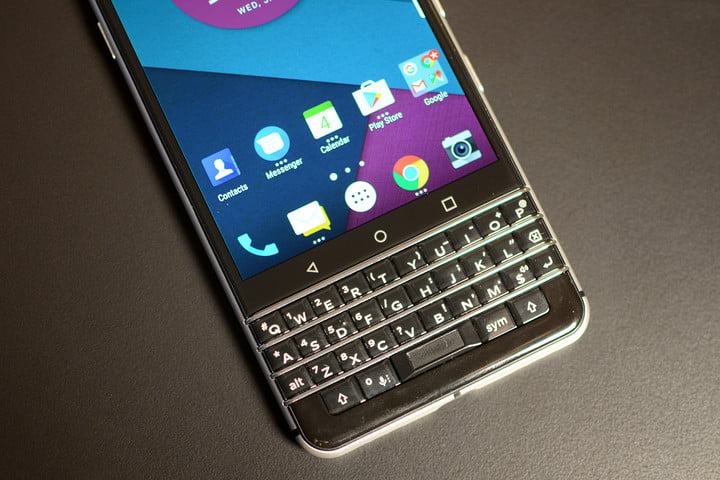 blackberry mercury first impressions ces hands on