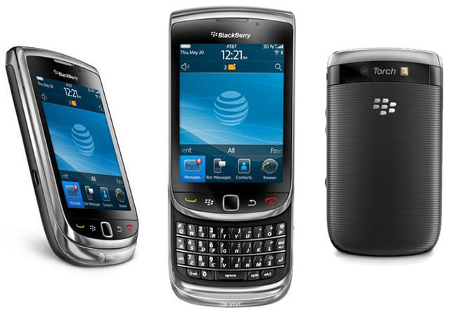 blackberry-torch-three-views