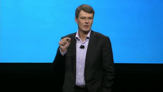 BlackBerry World 2012 Thorsten Heins