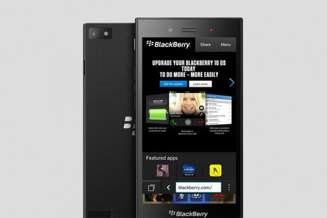 blackberry z  touchscreen phone leaked could arrive during mwc jakarta