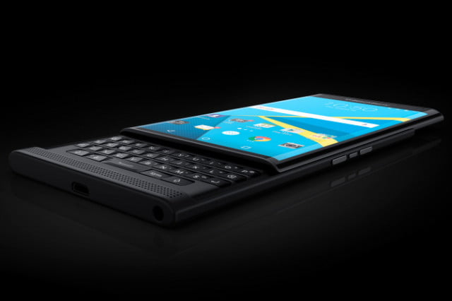 the pressures on priv blackberry may quit handsets if new phone doesnt sell official  a