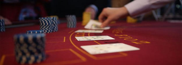 card counting glass