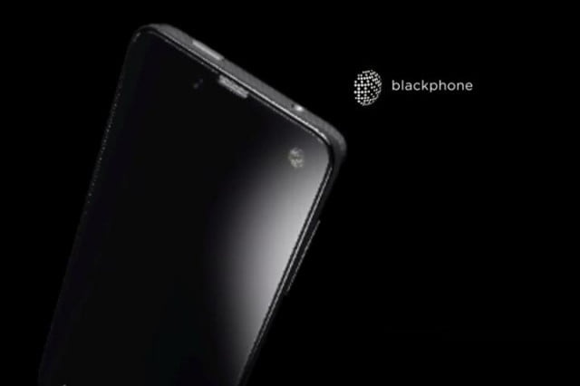 blackphone secure private android smartphone teaser