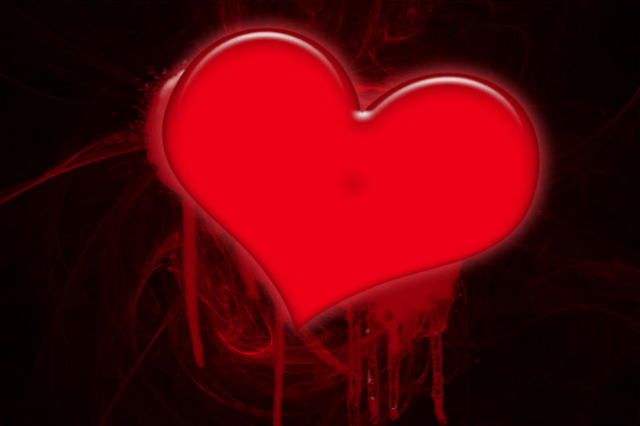 Bleeding heart 2