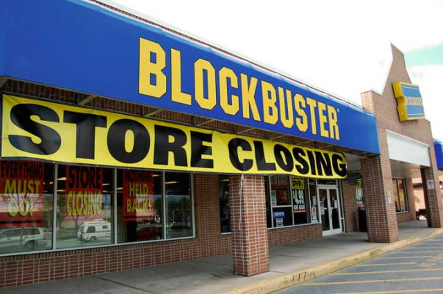 blockbusted blockbuster shutter remaining stores kill movie mail program closed
