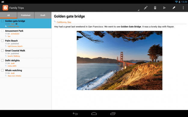 Blogger_Android_tablet_app_screenshot