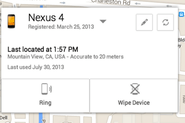 android device manager announced blogpost ( )