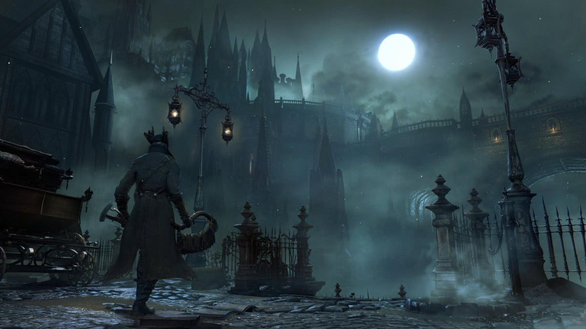 bloodbornes character classes dictated origin story choose bloodborne