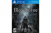 bloodborne review press image