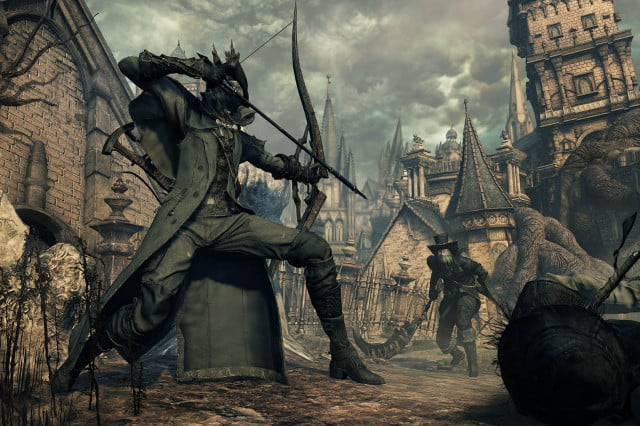 playstation favorite gaming moments  bloodborneoldhunters