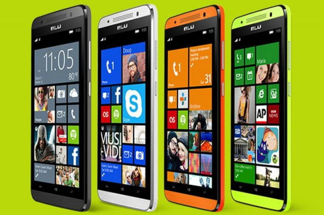 blu win hd lte windows phone news