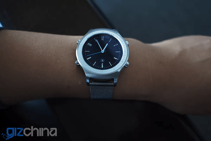 bluboo xwatch smartwatch news clock