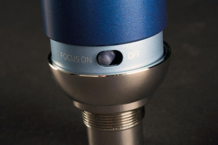 blue microphones spark digital review focus