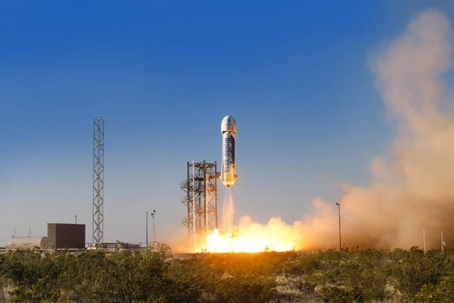 jeff bezos expects manned blue origin missions by  blueorigin