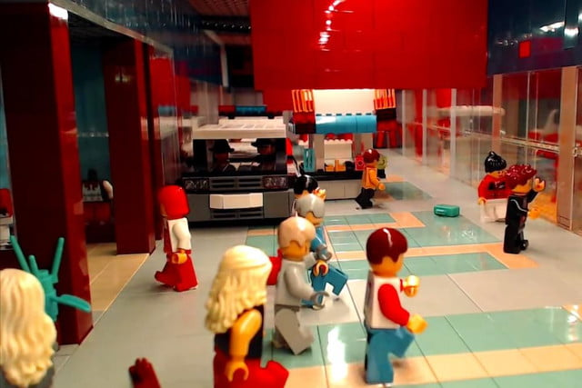 lego mission god recreate blues brothers brother