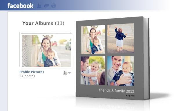 blurb facebook photobook