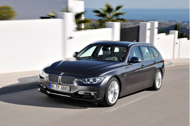 BMW 328d wagon