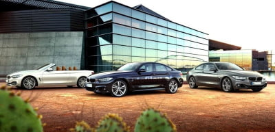 BMW 4 Series Gran Coupe teaser 1
