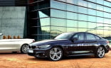 BMW 4 Series Gran Coupe teaser 4