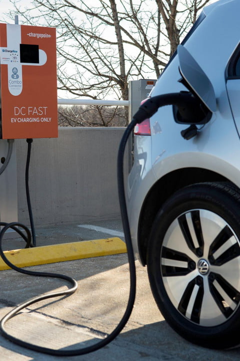 bmw vw and chargepoint create express charging corridors dc fast charge vert