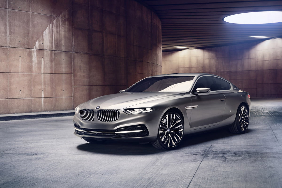 bmw to reintroduce  series gran lusso concept
