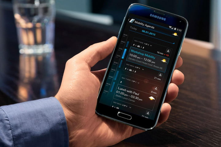 bmw i connected mobility app details and features