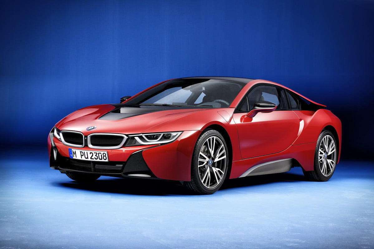 bmw i news specs performance rumors protonic red edition
