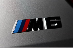 2014 BMW M6 Gran Coupe badge