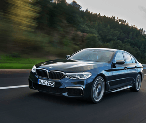 BMW's new 5 Series recalls its performance roots, without forgetting luxury