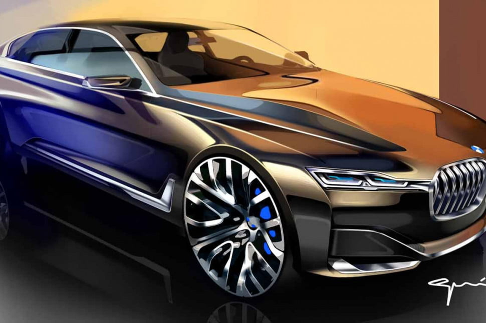 Bmw I7 Www Imgkid Com The Image Kid Has It