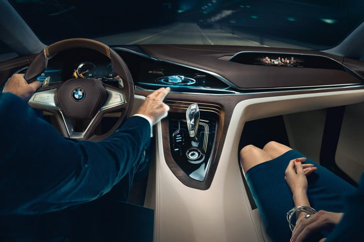 bmw vision future luxury concept make us debut pebble beach
