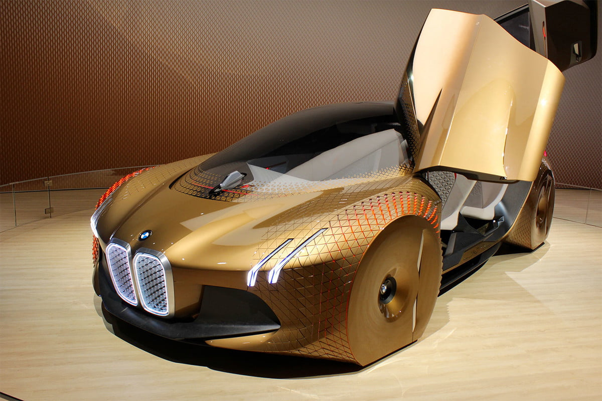 BMW Are Now Designing The Future Of Business Class Seats