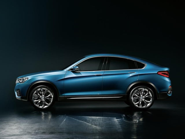 bmw x  to debut at new york auto show concept does anybody want an with a chopped top