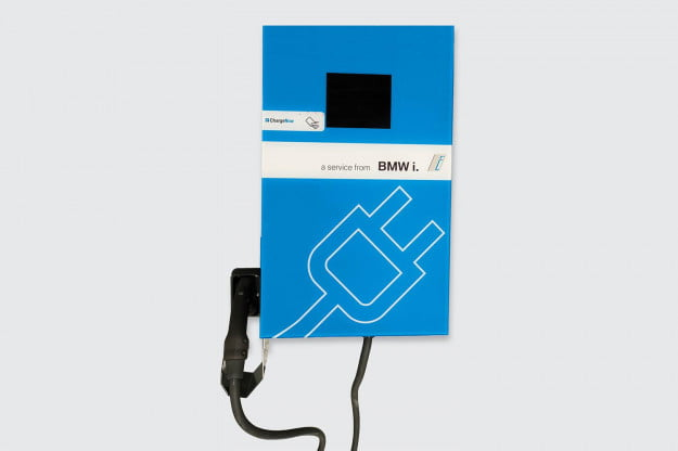 BMW i DC fast charger