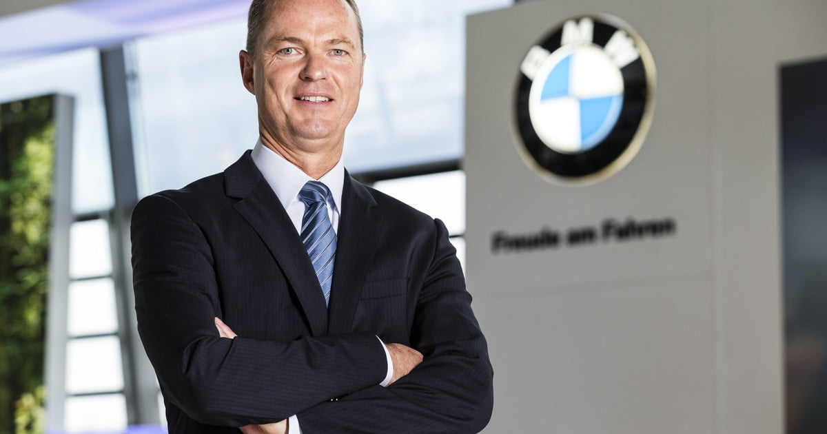 BMW Names Bernhard Kuhnt New North American CEO