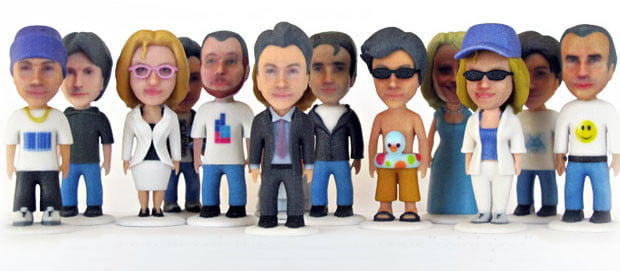 bobble heads 3d printing