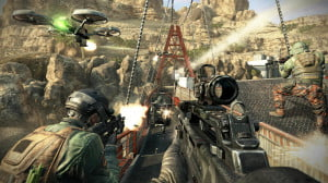 Call of Duty Black Ops 2 -- Turbine map