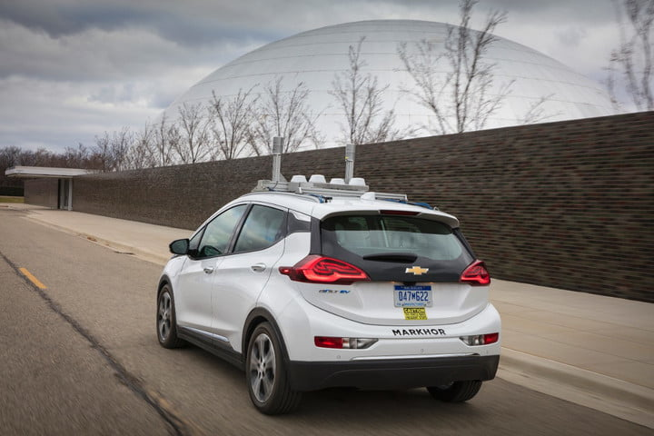 General Motors Now Testing Autonomous Vehicles on Public Roads in MI