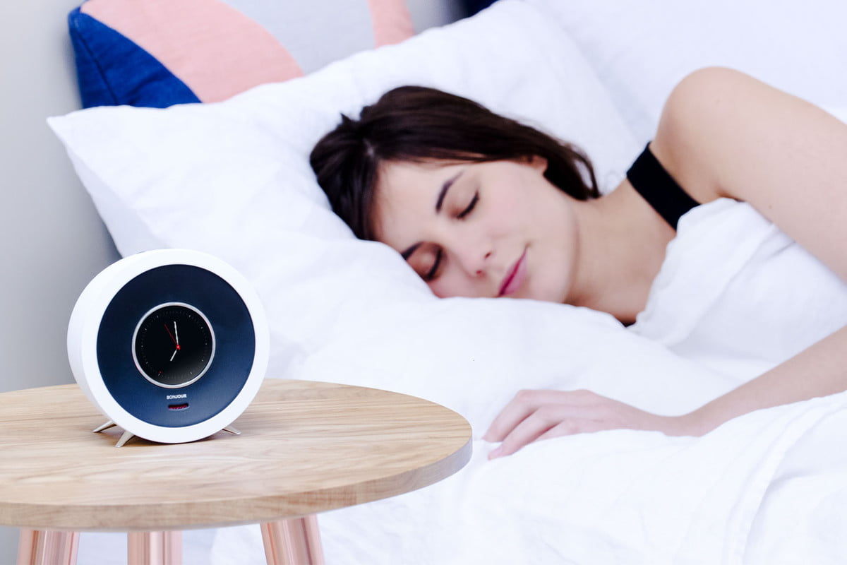 bonjour smart alarm clock smartclock agency