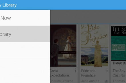 Google Play Books Android App