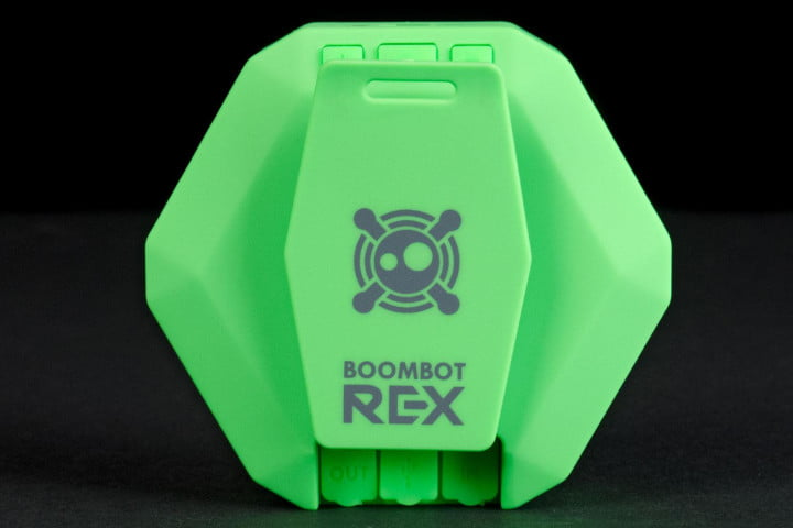bluetooth speaker round up volume ii boombotix boombot rex back
