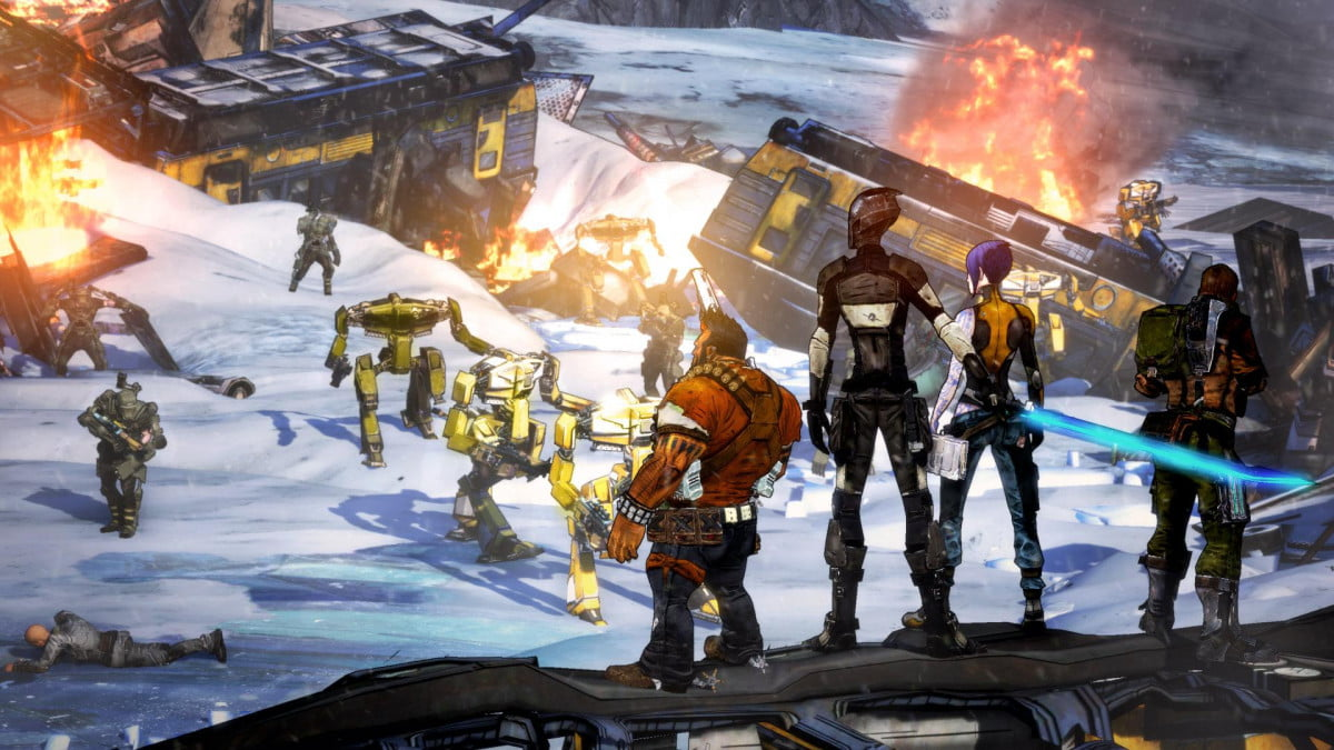 borderlands  loot hunt in game event lets you win prizes by shooting things