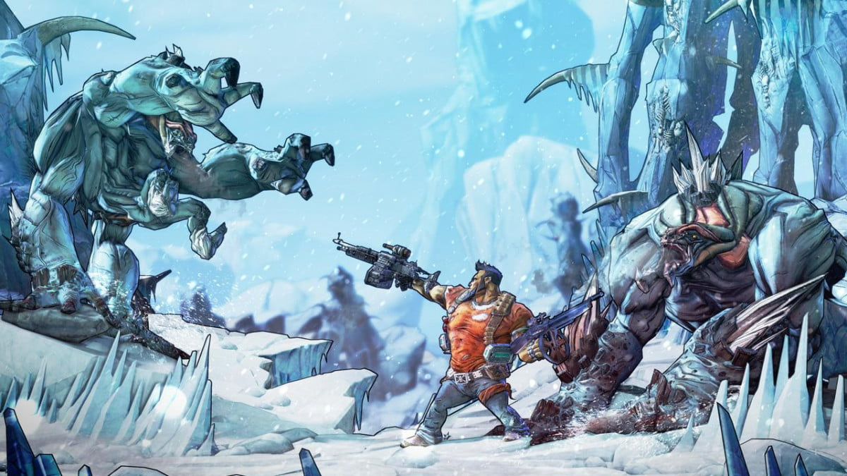 borderlands remastered edition surfaces australian rating site