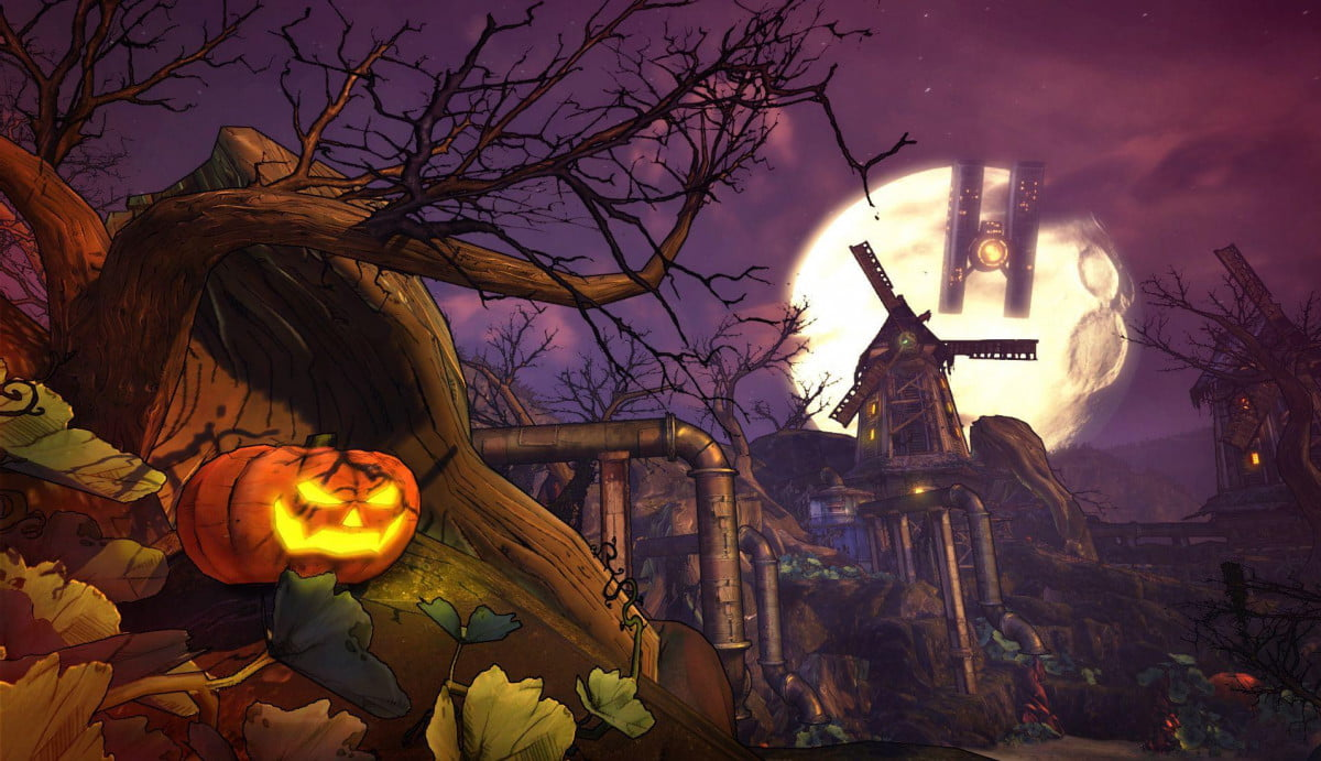 borderlands  kicks off another round of dlc with digistruct peak and bloody harvest