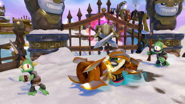 Skylanders: Swap Force screenshot 3