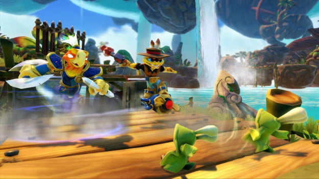 Skylanders: Swap Force screenshot 2